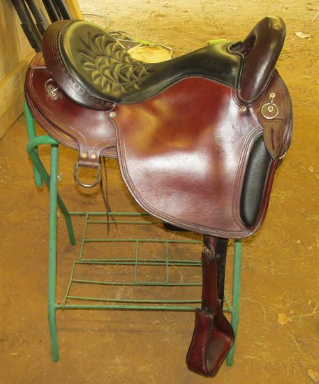 garylane saddle II